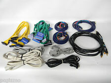 Lot of Miscellaneous Cables #00342
