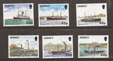 Jersey 2001 Maritime Links with France MNH