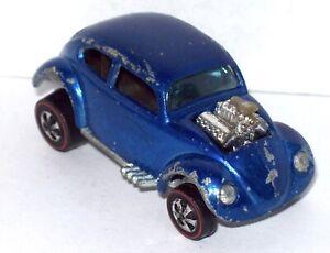 Custom Volkswagen NSR Redline Hot Wheels Modell Beetle Muscle Car Rod Redliner