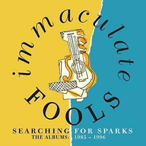 IMMACULATE FOOLS-SEARCHING FOR SPARKS: THE ALBUMS 1985-1996 (7CD CLAMSHEL CD NEW