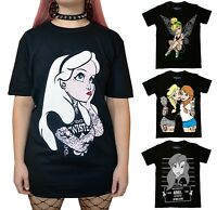 Twisted Tattoo T Shirts - Gothic Alternative Tops Vests & Sweaters By Twisted