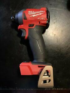 "New M18 Milwaukee FUEL 2853-20 1/4"" Brushless Cordless Battery Impact 18 Volt"