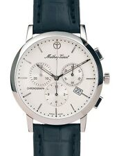 Schweizer Uhr, Mathey-Tissot Sport Classic Chronograph H9315CHALI, Saphirglas