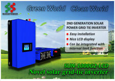 SunG 2nd Generation Grid tie inverter 1kw with Limiter