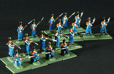 1/72 scale Painted Set of 18  Napoleonic French Guard Infantry