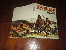 KEN PARKER PRIMA SERIE NUMERO 3 I GENTILUOMINI AGOSTO 1977 ED.CEPIM