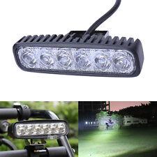 18W LED Arbeitsscheinwerfer Zusatzscheinwerfer Offroad Scheinwerfer 12V 24V
