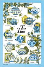 Samuel Lamont UK Tea Time Linen Union Kitchen Towel