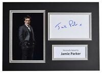 Jamie Parker Signed Autograph A4 photo mount display Harry Potter AFTAL COA