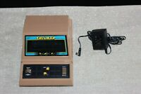 TANDY CAVEMAN Vintage Electronic Handheld Arcade Tabletop Video Game WORKS 1980s