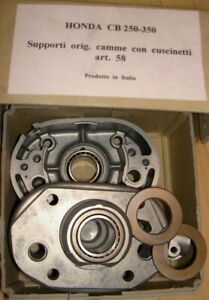 1968-74 Honda CB250 350 Cappellini cam support roller bearing conversion #58