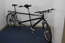 1994 Cannondale Los Dos MT3000 tandem 21/19 Deore XT white industries USA clean!