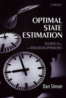 Optimal State Estimation: Kalman, H Infinity, and Nonlinear Approaches.