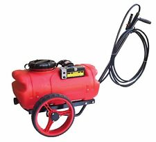Silvan 25 Litre Rechargeable Redline Trolley Sprayer