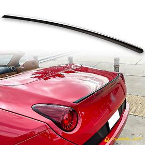 Fyralip Y21 Custom Painted Trunk Lip Spoiler For Ferrari California 08-14