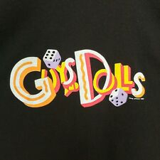 Vintage Guys and Dolls Medium T-Shirt Broadway Musical Made In USA 1992
