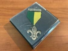"""BSA, LDS """"On My Honor"""" Boy Scout Religious Medal"""