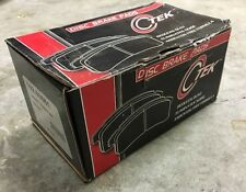 C-TEK Metallic Brake Pads fits 2004-2015 Toyota Tacoma Solara Sienna 102.09061