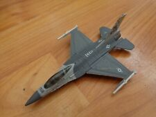 CORGI CLASSICS SHOWCASE - F-16 FIGHTING FALCON USAF FIGHTER JET DIECAST PLANE