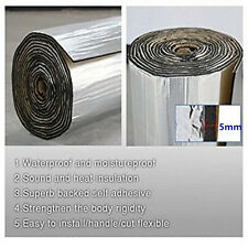 Car Heat Shield Sound Deadener Insulation Deadening Material Mat Aluminum foil