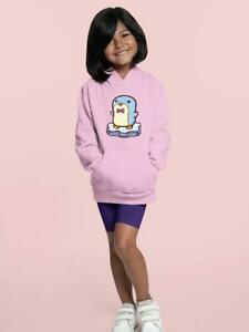 Penguin On Ice Hoodie -Image by Shutterstock