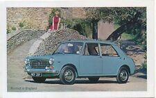 Austin 1300 Super De Luxe Original Factory colour Postcard  No. 2650