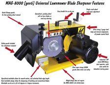 MAGNA-MATIC MAG 8000 LAWN MOWER BLADE SHARPENER  NEW MAG-8000