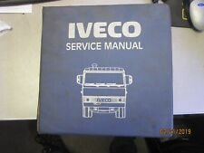 iveco nef engine n40 ent m25 workshop service repair manual