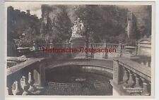 (92904) Foto AK Donaueschingen, Donauquelle, 1928