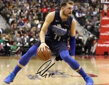 LUKA DONCIC SIGNED PHOTO 8X10 RP AUTOGRAPHED MAVERICKS ROOKIE NBA