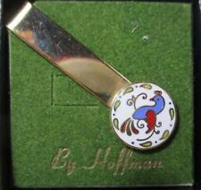 Enamel Tie Clip By Hoffman