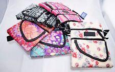 New Girls Teen Small X Body Soft Quilted Flap Shoulder Cross Body Travel Handbag