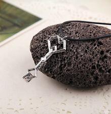 Novedad Collar con colgante llave Thorin escudo de Roble de Señor de los Anillos