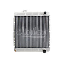 """Northern Radiator 205059; Muscle Car 20.250"""" x 18.500"""" 2-Row Aluminum for Ford"""