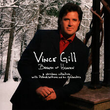 Vince Gill - Breath Of Heaven: A Christmas Collection CD 1998 MCA / Sparrow