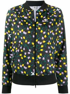 Women's Adidas Originals AOP Floral Track Jacket [FL4106/Sizes]