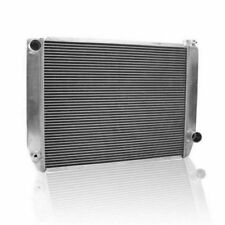 Griffin 1-25242-X Universal Fit 2-Row Aluminium Radiator 22.50x19x2.25
