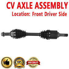 FRONT LEFT Driver Side CV Axle Drive Shaft ASSEMBLY For FORD EDGE ,LINCOLN MKX