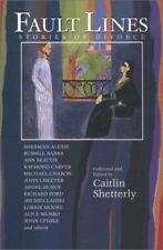 Fault Lines: Stories of Divorce - Acceptable - Various - Paperback