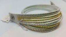 Swarovski Slake Multi-Color Crystal Studded Bracelet 5045806 FREE SHIPPING