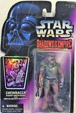 STAR WARS - CHEWBACCA - NEW 1996 - Shadows of the Empire