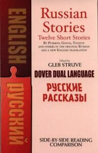 Russian Stories: A Dual-Language Book [English and Russian Edition]