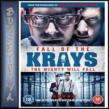 FALL OF THE KRAYS - Kevin Leslie, Josh Myers & Simon Cotton**BRAND NEW DVD***