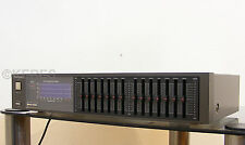 TECHNICS SH-8044 Stereo Graphic Equalizer 2x7 Band