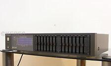 TECHNICS sh-8044 Stereo Graphic equalizzatore nastro 2x7