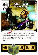 067 STAR-LORD Peter Jason Quill -Common- AGE OF ULTRON Marvel Dice Masters