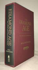 THE DIAMOND AGE - Neal Stephenson - 1ST THUS HB LTD SIGNED - Subterranean Press