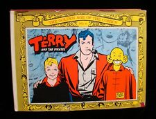 Complete Terry And The Pirates No.4 Hc Very Good Cond,