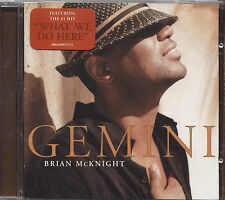 BRIAN MCKNIGHT - Gemini - CD 2005 NEAR MINT CONDITION