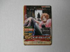 Carte One Piece Strong World Promo !!!